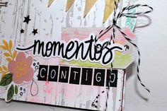 TALLER   Mini �lbum 'Momentos contigo'