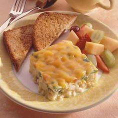Potato Egg Bake from Land O'Lakes