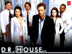 House MD.. the good days of the show with the original cast