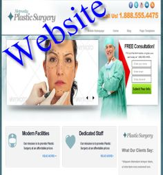 Hi! I'm James Dreesen and I can get your website ranked at the top of Google and the other major search engines just like I have done for my clients and my websites. This website CosmeticSurgeonsOnline.com ranks for several highly competitive global keyword like 'Plastic Surgery Marketing' and 'Plastic Surgery SEO'.