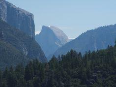 Yosemite Half Dome  CA.