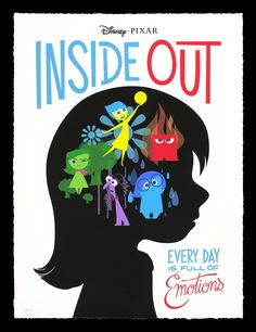 August 2015 | 26. Inside Out — Visually not necessarily one of Pixar's best but a wonderful idea. A great way to explain emotions to younger children with plenty of laughs (and tears) for grown ups. I thoroughly enjoyed every minute.
