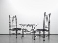 20130307NOIZ14EM wireframe furniture by NOIZ Architects