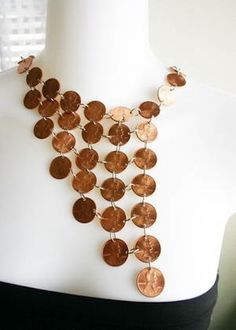 8 penny projects!! Great crafts using pennies.