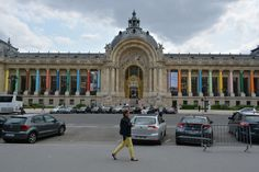 Paris. le Petit Palais. Photo : Stéphane F.