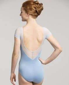 Stand out in ballet class with this AinslieWear Cap Sleeve Leotard with a Delicate and Unique Mesh.This body suit is a dance staple for any audition, performance, or intensive. Ballet Wear, Ballet Class, Dance Class, Ballet Dance, Ballet Costumes, Dance Costumes, Dance Outfits, Cute Outfits, Dance Dresses