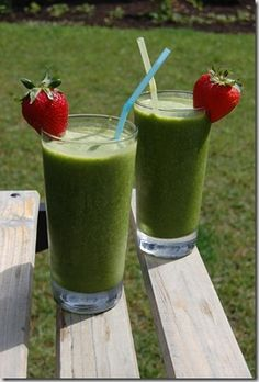 Green Monster Green Smoothie