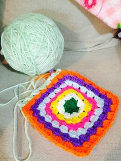 Empezando un mundo de colores Crochet