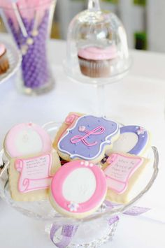 Royal Princess Party Birthday Party Ideas | Photo 20 of 40 | Catch My Party