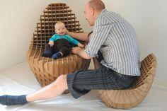 Sofas & Sessel - Chick 'n' Egg Chair - ein Designerstück von responsive-design-studio bei DaWanda