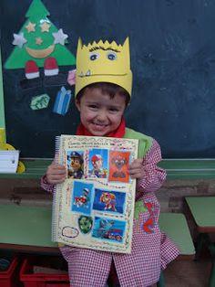 Plastificando ilusiones: Iker y El libro de la alegría