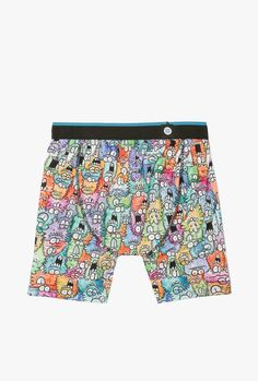 709ef94e7b1e Lyst - Search Monster Party, Patterned Shorts, Sale Items, Man Shop, Boxer