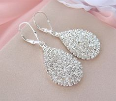 Bridal Earrings Wedding earrings Bride Earrings