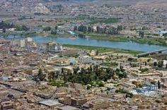 2/12: Mosul is one of the Major cities in Iraq. Other major cities include Basra and Irbil. These are the biggest and heavily populated. Wikipedia