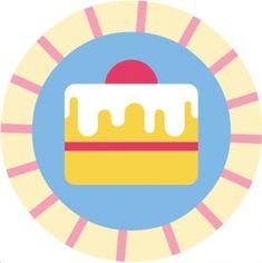 Hey Duggee Cake Badge