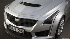 2016 Cadillac CTS-V (Euro-Spec) Wallpaper