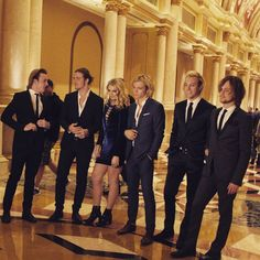R5 (+RyRy). Why do they have to be so perfect and good looking?