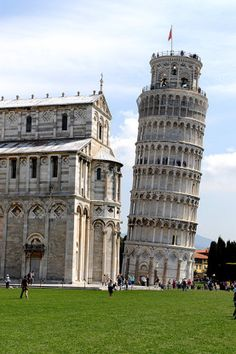 Leaning Tower of Pisa, Toscane, Italy