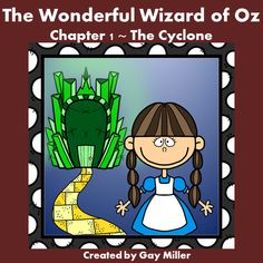 Download The Wizard of Oz Free Book Unit ~ Chapter 1.