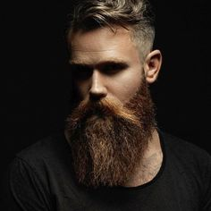 "Here you will find beautiful beards and the best barber jobs. ""A beard is not a fad. It's not fashion. It's a lifestyle'"