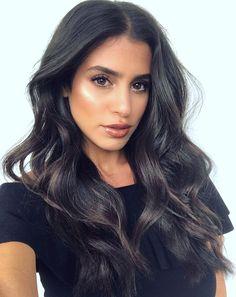 Pinterest: DEBORAHPRAHA ♥️ Voluminous hair with curls #hairstyles #curls