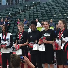 Congratulations to Claire Signatovich of Manitoba All-Canadian 1st Team at Canada Basketball National Championships in Regina!