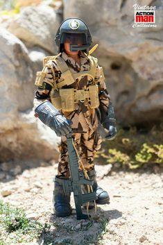 Military Figures, Gi Joe, Action Figures, Army, Toys, Big, Model, Shopping, Presents