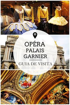 Drawing Dreaming - Opéra Palais Garnier: guia de visita
