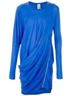 BARBARA I GONGINI Vestido Azul.