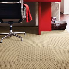 carpet tiles with padding | Innovative System of Carpet Squares by FLOR