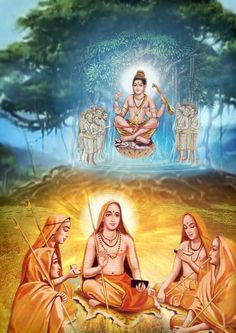 thsanamuthi and adi shankara