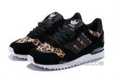 Buy Women\u0027s Core Black/Leopard/Ftw White Adidas Originals ZX 700 Shoes For  Sale Super Deals from Reliable Women\u0027s Core Black/Leopard/Ftw White Adidas  ...