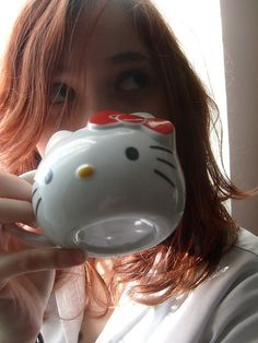 Tea & Hello Kitty