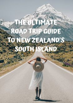 New Zealand, South Island - The Ultimate Road trip Guide — Haylsa - What Is Responsible Travel? Tips for responsible travel Road Trip New Zealand, New Zealand Itinerary, New Zealand Travel Guide, Nz South Island, New Zealand South Island, Road Trip Map, Road Trip Hacks, New Zealand Campervan, Campervan Hire Nz