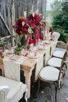 Rustic Fall Beauty by Garnish Event Design garnisheventdesign.com #nicolecassanophotography #rusticacresfarm
