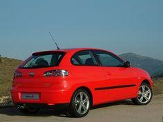 Seat Ibiza FR (2006 – 2007).