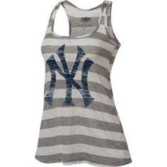 New York Yankees Stripe Womens Striped Racerback Tunic Tanktop  http://www.fansedge.com/New-York-Yankees-Stripe-Womens-Striped-Racerback-Tunic-Tanktop-_1471194634_PD.html?social=pinterest_pfid28-62757