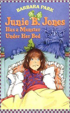 Bestseller Books Online Junie B. Jones Has a Monster Under Her Bed (Junie B. Jones, No. 8) Barbara Park $4.99  - http://www.ebooknetworking.net/books_detail-0679866973.html