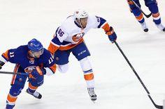 New York Islanders Don't Mess Around These Days