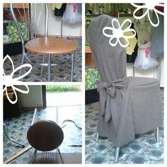 Nowe życie starego krzesła
