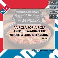 #Pizza #HandmadePizza #DominosPizza #HoustonTX