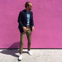 Men's Summer Style Inspiration | MenStyle1- Men's Style Blog