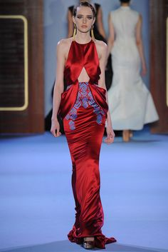Ulyana Sergeenko, Look #39