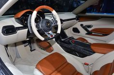 lamborghini asterion steering wheel
