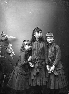 Princesses of Edinburgh: Alexandra, Victoria Melita and Marie