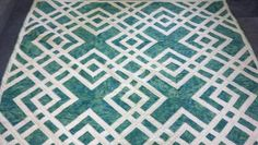 Quilting: Follow me Home quilt - Big Projects on a Small Machine