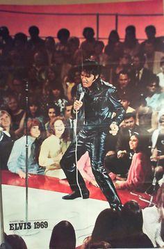 Poster, Elvis (Finland, Suosikki 1969)