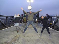 The jump shot - Berlin UBahn