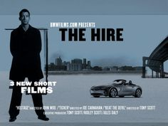 BMW – The Hire One of the great marketing campaigns of this millennium, BMW's The Hire was lauded for its embrace of online marketing and branded content. Bolstered by tangible results and heaps of awards, it als… BMW – The Hire John Woo, Film Recommendations, Tony Scott, Interactive Timeline, Top Social Media, Ridley Scott, Bmw S, Executive Producer