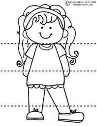 Výsledek obrázku pro rompecabezas del cuerpo humano para niños de 6 piezas